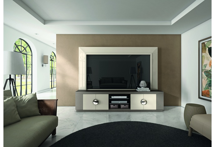 City Toronto TV Unit
