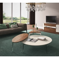 Imperador Plus Oval Coffee Table