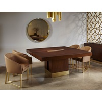 Iland Stonefly Square Dining Table