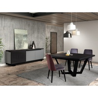Inspiration Square Extensions Dining Table