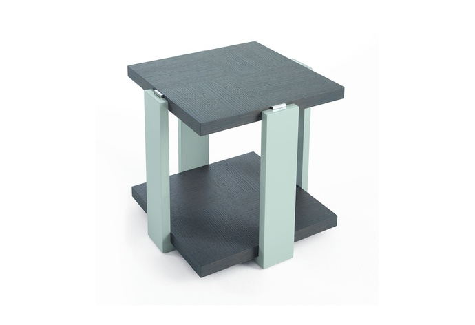 Sliding End Table
