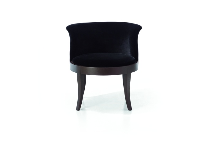 Metropolis Club Chair