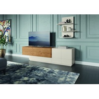 Diabolo Wall Hung Media Cabinet