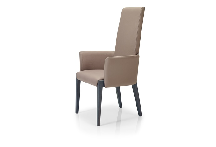 Sliding Arm Chair