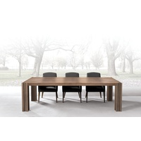 Essencial Rectangular Fixed Top Dining Table