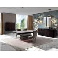 Portobello Rectangular Extension Dining Table