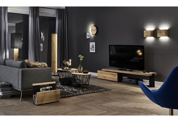 Naturstucke TV Base Unit / Room Divider